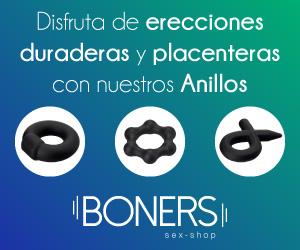 Disfruta de erecciones duraderas y placenteras con nuestros Anillos - Boners México Sexshop